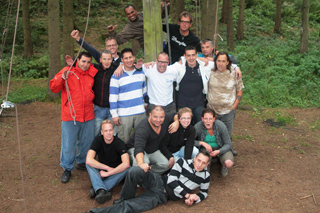 Management training Ardennen